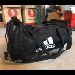 Black Adidas Gym Bag